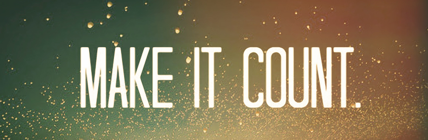 Make it count - Sciacca's news